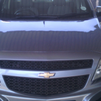 2013 Chevrolet Utility Club Bakkie 2Doors, Factory A/C, C/D Player, Central Locking, Blue in Color,