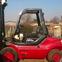 Forklift - Linde