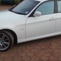BMW 320 d Motor Sport