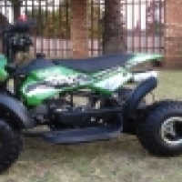 2 Stroke mini quad pocket bikes