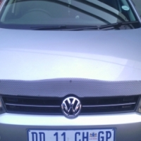 Automatic VW Polo6 1.6 Engine Capacity, 5Doors, 2014 Model, Factory A/C, C/D Player, Central Locking