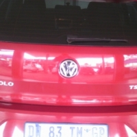 2015 Volkswagen TSI Turbo 5Doors, Factory A/C, C/D Player, Central Locking, Maroon in Color, 4900Km,