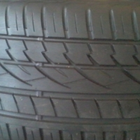 Stunning set of 20'' second hand tyres.