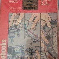 Ford Falcon workshop manual
