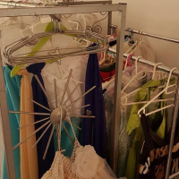 Over 200 dresses for sale