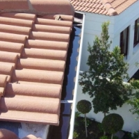 Gutter cleaning, roof repairs and maintenance
