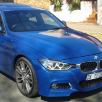 2014 model bmw 3series 320i automatic motor sport for sale excellent,