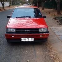 1988 Toyota Corolla Twincam 4AGE Sedan - Call Rube