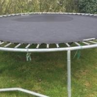 BounceKing Trampoline