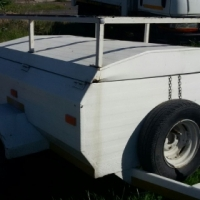 Venter trailer 1989 Good condition R7 900-00 Phone Nico 079 601 9813