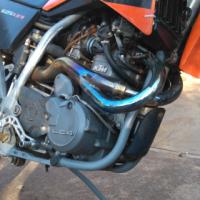KTM 625 sxc