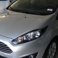 2015 Ford Fiesta 1.6 TDCI