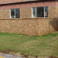 2 Bedroom Townhouse with Garden in Vaalpark for Sale