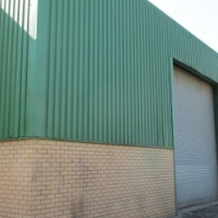 Secure Warehouse with offices in Aeroport, Spartan, Kempton Park