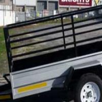 New unused trailer for sale