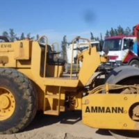 Rollers Ammann Ammann Duomat EV-10