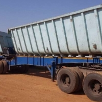 SA Truck Bodies Side Tipper Link