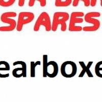Gearboxes for Toyota Bakkies