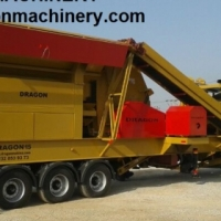 Powerful, Agile And Fully Mobile Rock Crushers