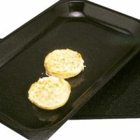 BAKING TRAYS ENAMELLED STANDARD GASTRONORM SIZES