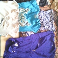 150 items of name brand ladies clothing