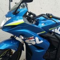 2015 Suzuki GIXER SE Sport 150 motorbike