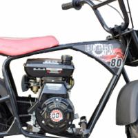Big wheel Fat Boy 80 cc 4 stroke petrol engine off road kids cruisers on sale - NEW