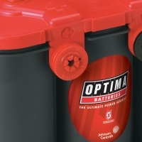 Optima Red Top 12v 50ah Battery - Maiden Electronics Battery Fitment Centre