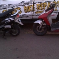 honda dylan 125cc R1999 @MIDRAND BIKES/CLIVES BIKES