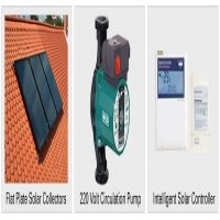 Solar Geyser and Flat plate - Anywhere in Western cape