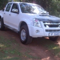 ISUZU 3000 LX DTEC Double cab for sale