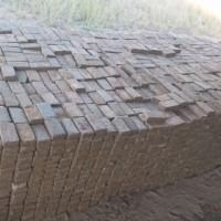 Bevel paving bricks