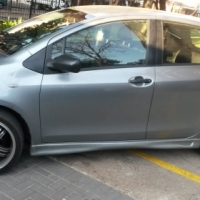 """2008 Toyota Yaris T3 Accident free """"Good Condition'"""