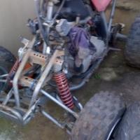Aeon cobra quad 220cc R6500 @ MIDRAND BIKES/CLIVES BIKES SA