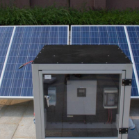 P400 - Hybrid On/Off Grid Solar Power System