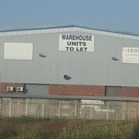 WAREHOUSE / INDUSTRIAL UNIT TO LET IN EASTLYNNE