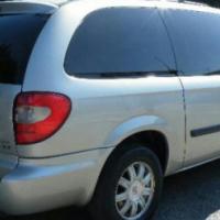 Chrysler Voyager - Stow n Go - 2007
