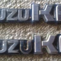 Isuzu KB: name badges