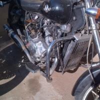 350 CRUISER R8 500 @MIDRAND BIKES/CLIVES BIKES