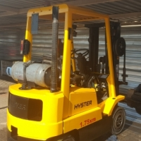 Hyster 1.75 ton forklift