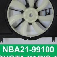 toyota yaris  radiator fan great deal
