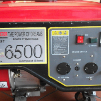 Generator Kraftech BTH 6500