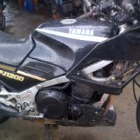 YAMAHA FJ 1200 R13 500 NT NEG @MIDRAND BIKES/CLIVES BIKES