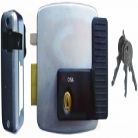 Cisa electric rim locks
