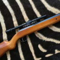 Old gecado model 27 pellet gun