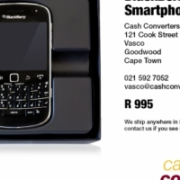 BlackBerry 9900 Smartphone