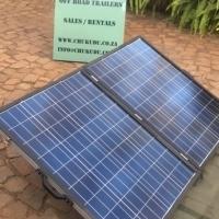 160W Folding Solar Panel For Sale