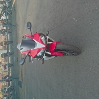 Honda CBR 1000cc 2007 Model 30000 KM's