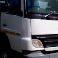 Mercedes Atego 1517 Water truck