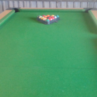 coin operate pool table, 2Rand coin operate snooker for sale